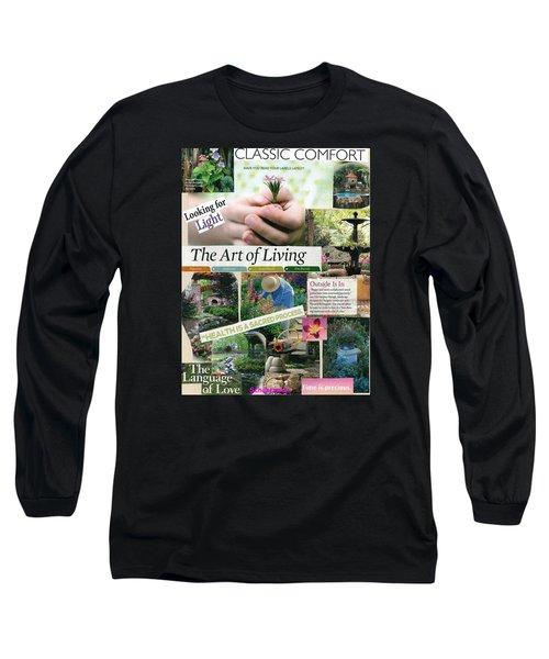 God's Garden Of Love Long Sleeve T-Shirt