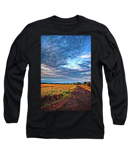 Goin' Home Long Sleeve T-Shirt