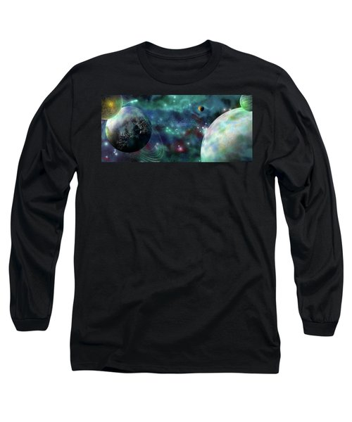 Going Further Long Sleeve T-Shirt
