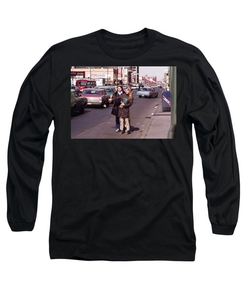 Going Our Way? Long Sleeve T-Shirt