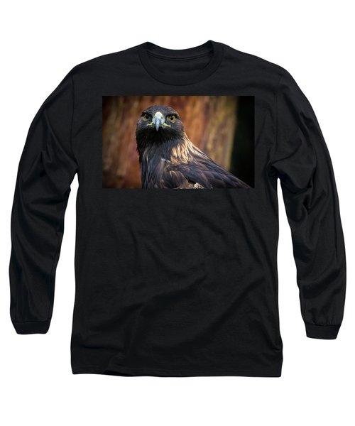 Golden Eagle 1 Long Sleeve T-Shirt
