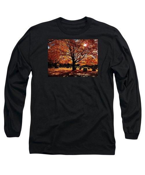 Golden Filter Long Sleeve T-Shirt