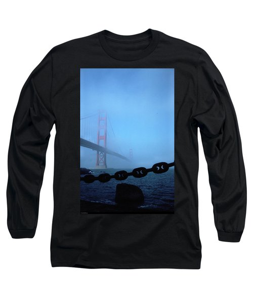 Golden Gate Bridge From Fort Point Long Sleeve T-Shirt