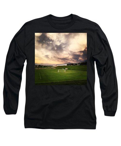 Golden Goal Long Sleeve T-Shirt
