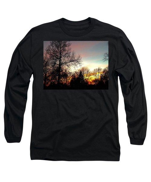 Golden Hour Brilliance Long Sleeve T-Shirt