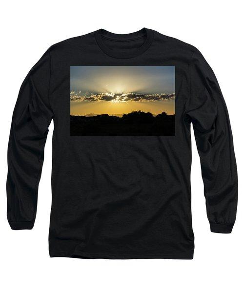 Golden Lining Long Sleeve T-Shirt