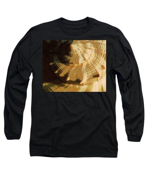 Golden Mean I Long Sleeve T-Shirt by Carolina Liechtenstein