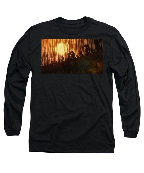 Golden Phalanx - 01  Long Sleeve T-Shirt