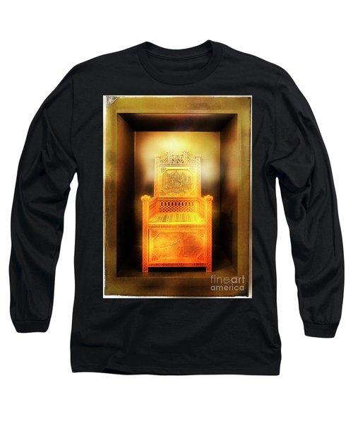 Golden Throne Long Sleeve T-Shirt