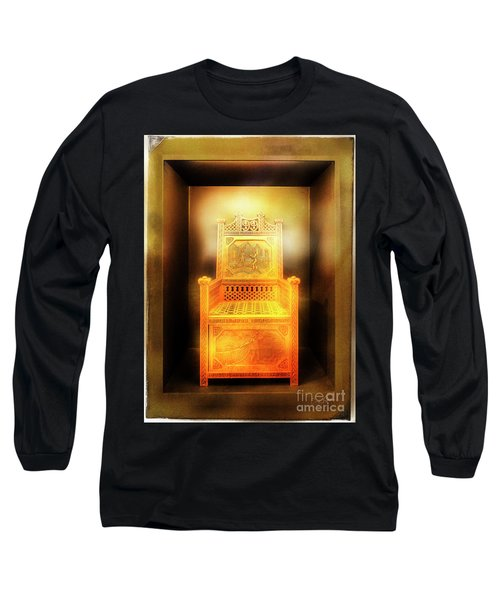 Golden Throne Long Sleeve T-Shirt