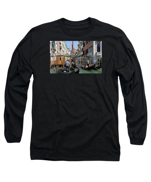 Gondoliers Long Sleeve T-Shirt