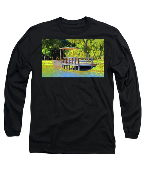 Gone Fishing 18-11 Long Sleeve T-Shirt