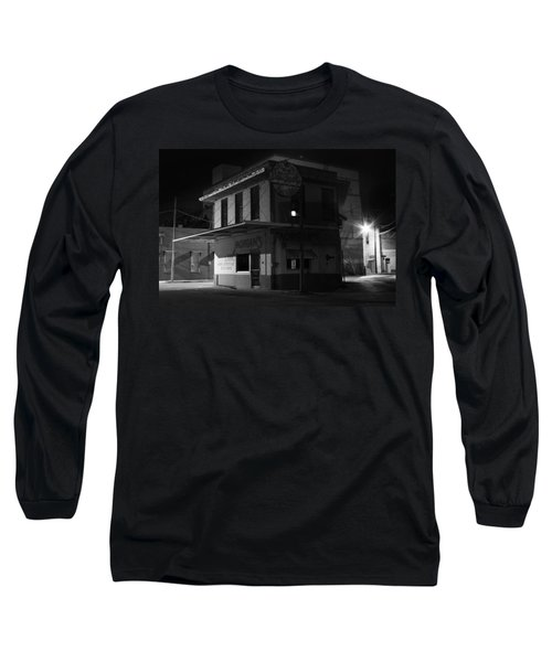 Gone For The Night Long Sleeve T-Shirt