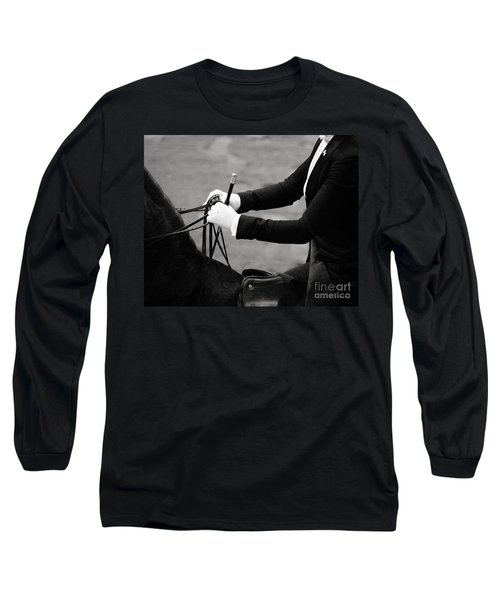 Good Hands Long Sleeve T-Shirt by Carol Lynn Coronios