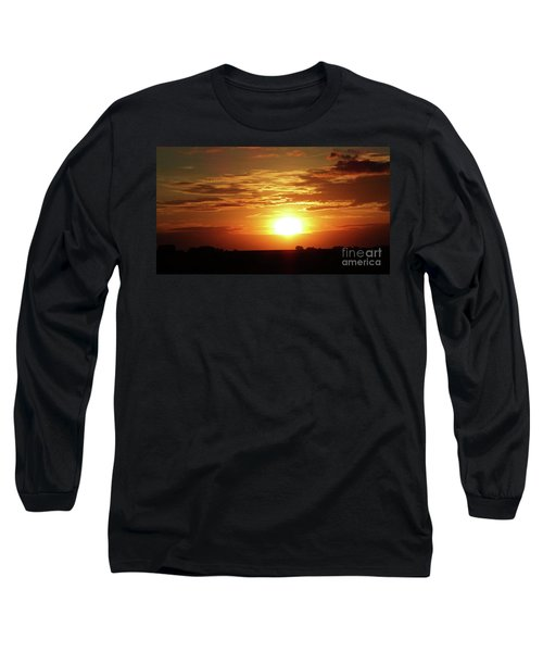 Good Morning Sun  Long Sleeve T-Shirt