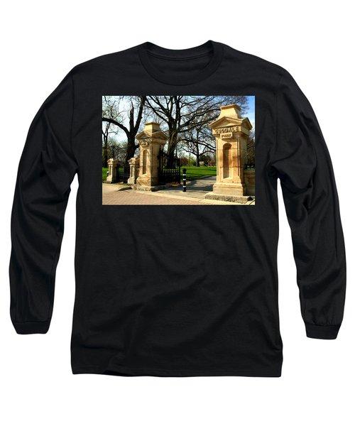 Goodale Park Gateway Long Sleeve T-Shirt