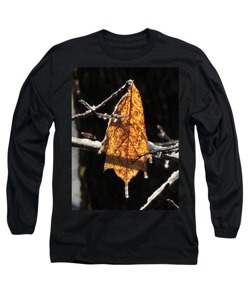 Goodbye To Autumn Long Sleeve T-Shirt