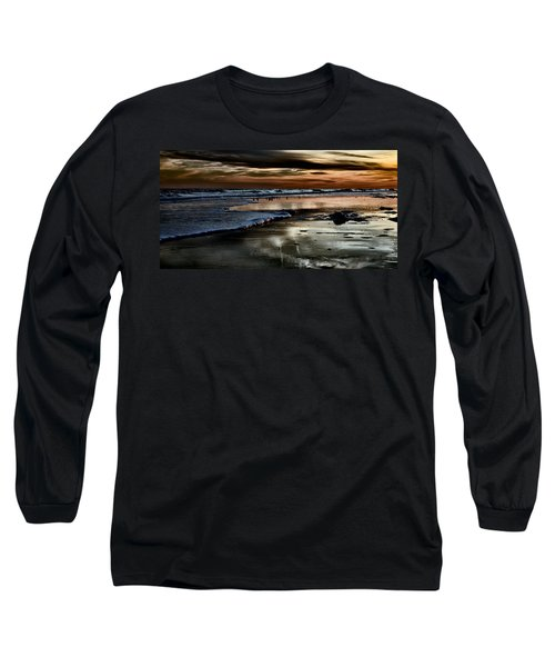 Goodnight Sun Isle Of Palms Long Sleeve T-Shirt