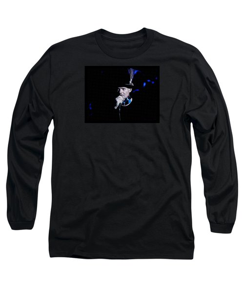 Gord Downie In Concert Long Sleeve T-Shirt