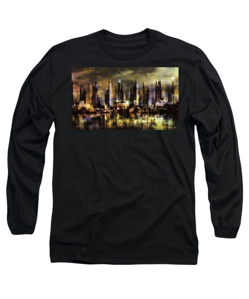 Gotham City IIi Long Sleeve T-Shirt