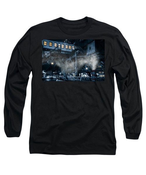 Gotham City Long Sleeve T-Shirt