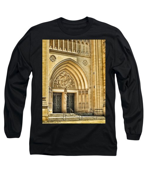 Gothic Entry Long Sleeve T-Shirt