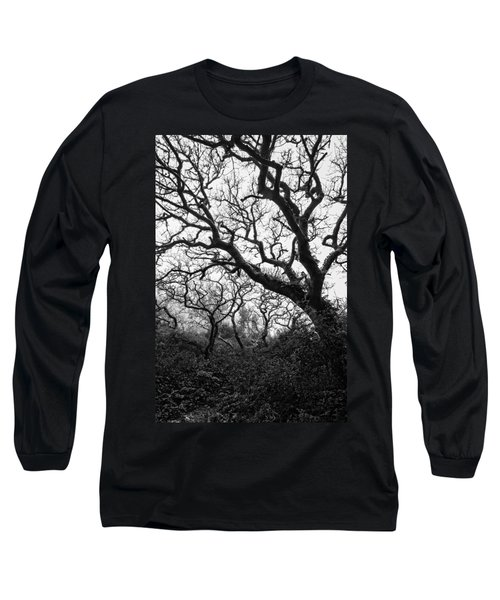 Gothic Woods II Long Sleeve T-Shirt
