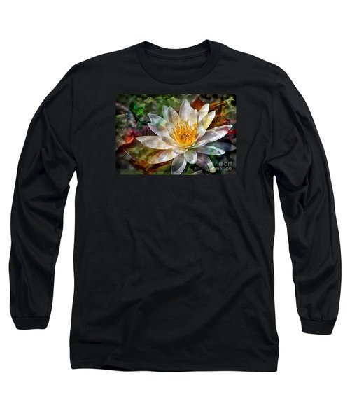 Grace Long Sleeve T-Shirt by Clare Bevan