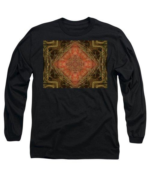 Grace Mandala Long Sleeve T-Shirt