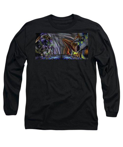 Grade Point Long Sleeve T-Shirt