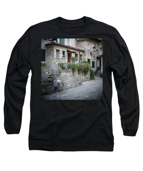 Grado Antica Long Sleeve T-Shirt by Evelyn Tambour