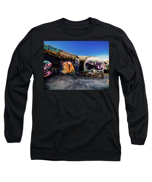 Graffiti_03 Long Sleeve T-Shirt