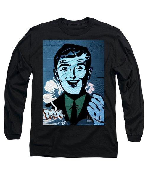Graffiti_06 Long Sleeve T-Shirt