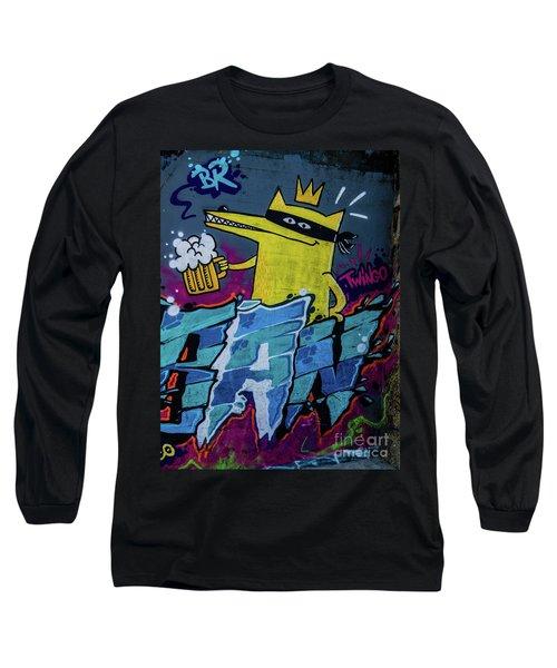 Graffiti_10 Long Sleeve T-Shirt