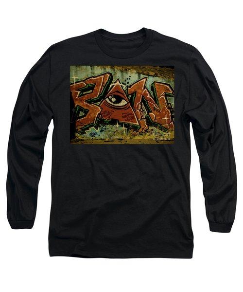 Graffiti_17 Long Sleeve T-Shirt