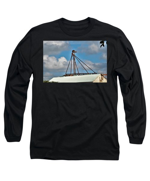 Long Sleeve T-Shirt featuring the photograph Grain Is Life ...  by Ray Shrewsberry