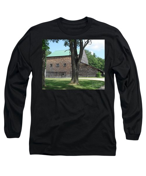 Grammie's Barn Through The Trees Long Sleeve T-Shirt