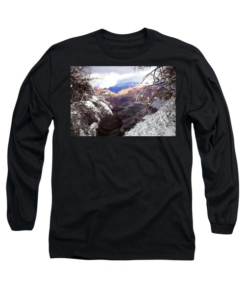 Grand Canyon Branch Long Sleeve T-Shirt