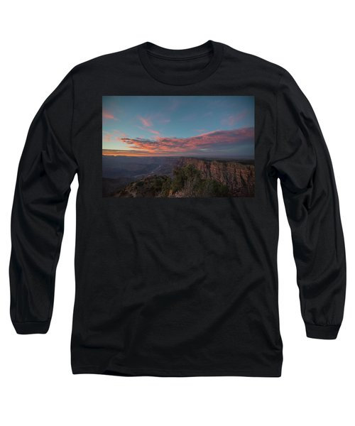 Grand Canyon Sunset 1943 Long Sleeve T-Shirt