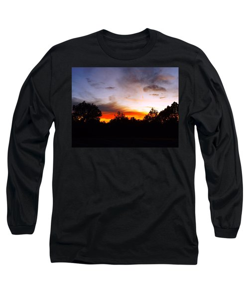 Grand Canyon Sunset Long Sleeve T-Shirt
