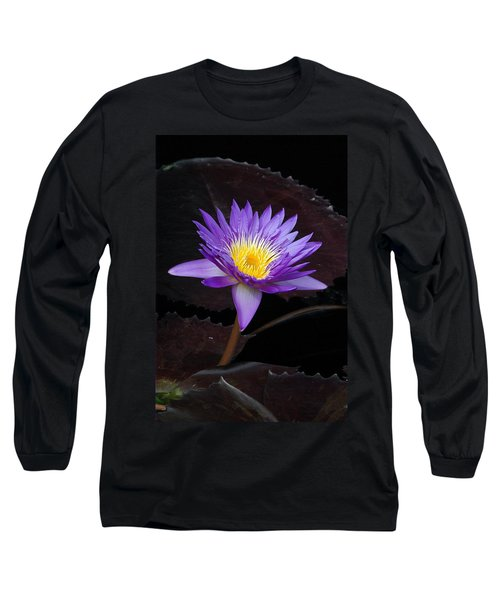 Long Sleeve T-Shirt featuring the photograph Grand Entrance by Byron Varvarigos