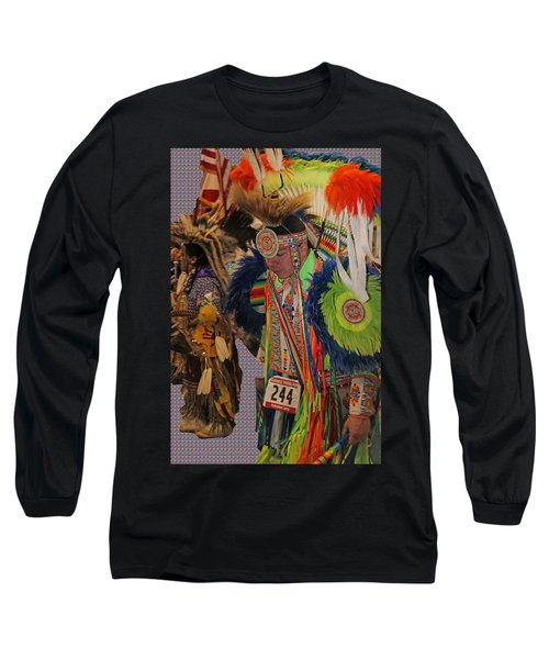 Grand Entry-3 Long Sleeve T-Shirt