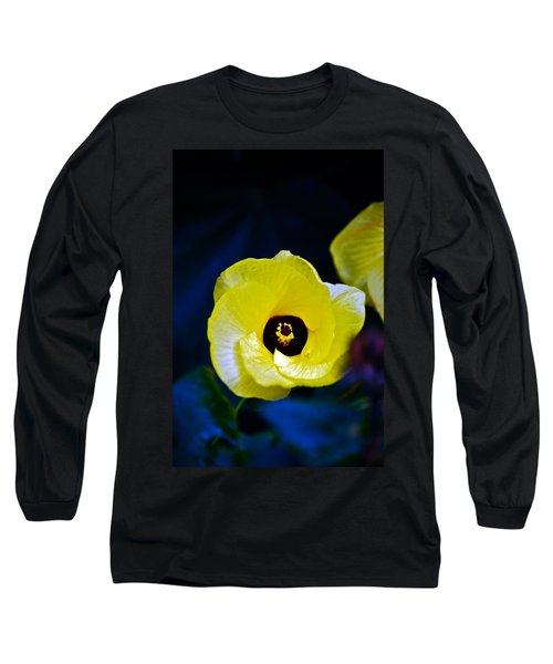 Long Sleeve T-Shirt featuring the photograph Grand Opening by Debbie Karnes