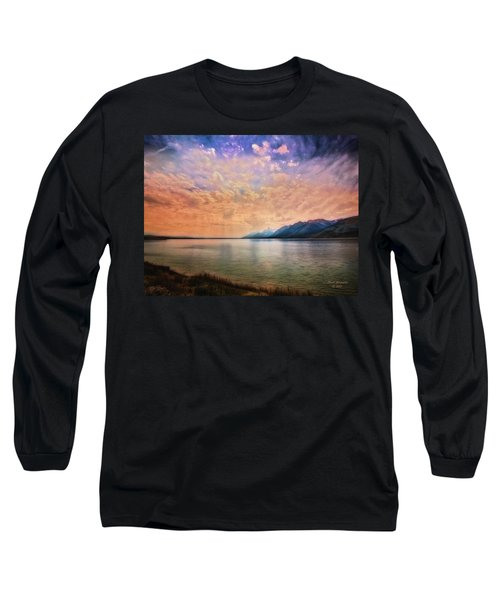 Grand Teton National Park - Jenny Lake Long Sleeve T-Shirt