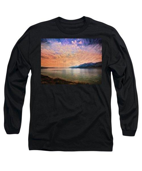 Grand Teton National Park - Jenny Lake Long Sleeve T-Shirt
