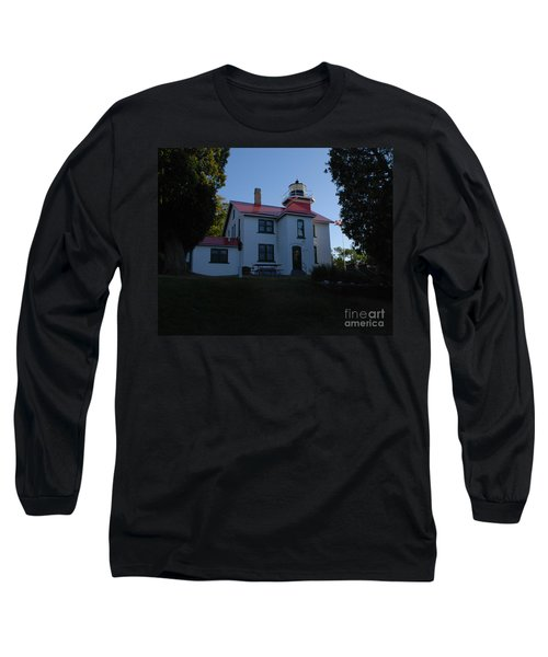Grand Traverse Light House Long Sleeve T-Shirt