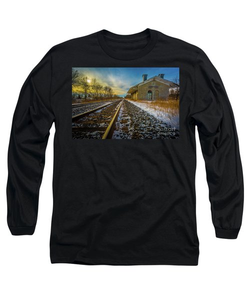 Grand Trunk Station  Long Sleeve T-Shirt