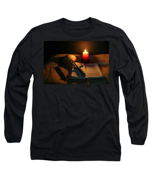 Grandfathers Bible Long Sleeve T-Shirt