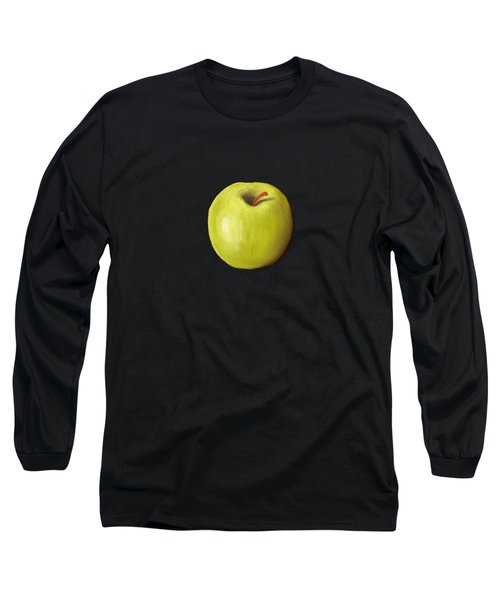 Granny Smith Apple Long Sleeve T-Shirt