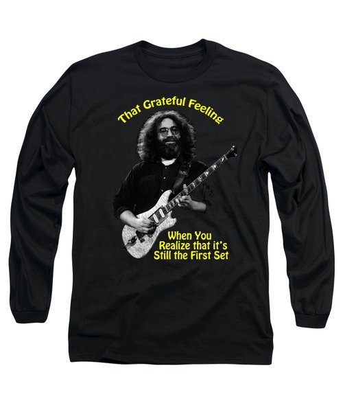 Grateful Epiphany Long Sleeve T-Shirt